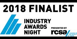 Industry Awards Night Finalist 2018